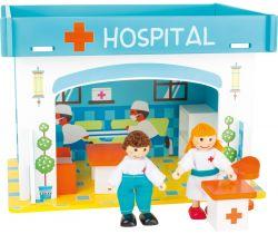 Nemocnice s příslušenstvím Small Foot