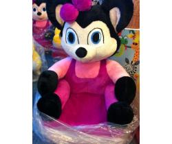 Smyk Minnie plyšové kresielko
