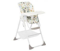Jedálenská stolička Joie Snacker 2in1
