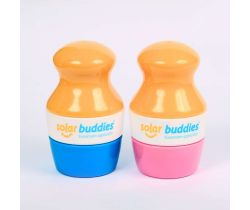 Aplikátor opaľovacieho krému 2 ks Solar Buddies Blue / Pink