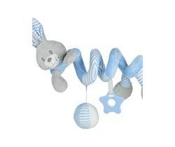 Špirálka BabyMix Blue Rabbit