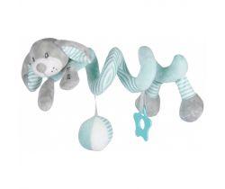 Špirálka BabyMix Dog Blue
