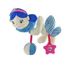 Špirálka BabyMix Marine Girl Blue