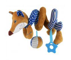 Špirálka BabyMix Blue Fox