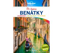 Sprievodca  Benátky do kapsy Svojtka
