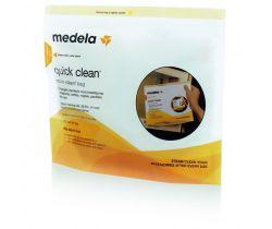 Sterilizačné sáčky do mikrovlnej rúry 5 ks Medela Quick Clean