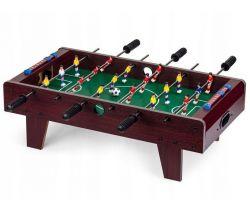 Stolný futbal 69x36 cm EcoToys Brown