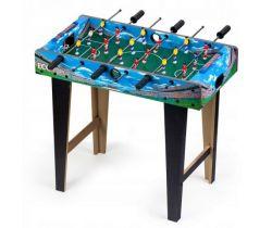 Stolný futbal 70x36x62 cm EcoToys Blue