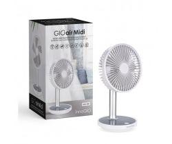 Stolný USB ventilátor s podsvietením innoGIO GIO air Midi