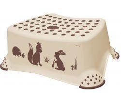 Stupienok k WC/umývadlu Keeeper Forest