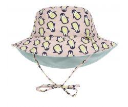 Klobúčik proti slnku Lässig Sun Bucket Hat Penguin Peach