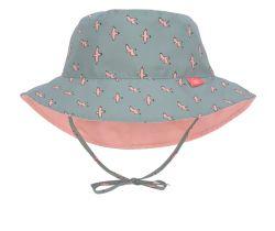 Klobúčik proti slnku Lässig Sun Bucket Hat Seagull Green