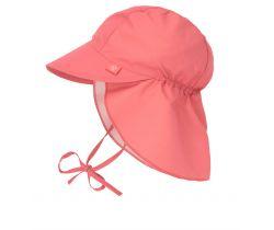 Klobúčik proti slnku Lässig Flap Hat Coral