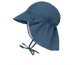 Klobúčik proti slnku Lässig Flap Hat Navy