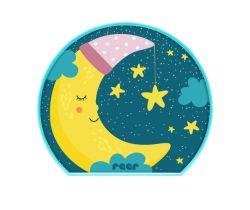 Svetlo na zaspávanie Reer Měsíček