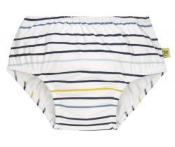 Chlapčenské plavky Lässig Swim Diaper Boys Little Sailor Navy