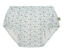 Dievčenské plavky Lässig Swim Diaper Girls Fish Scales