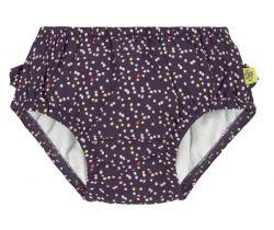 Dievčenské plavky Lässig Swim Diaper Girls Multidots