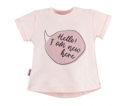 Tričko Eevi Swan Pink