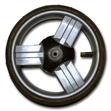 Tako predné nahradné koleso nízkoprofilové