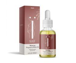 Tehotenský olej na strie Naif