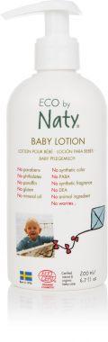 Telové mlieko 200 ml Naty Nature Babycare Eco
