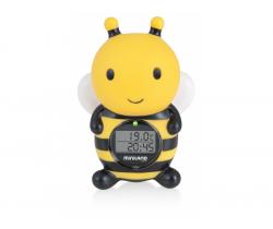 Teplomer digitálny do kúpeľa Miniland Baby Včelka