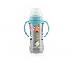 Termoizolačné dojčenská fľaša Miniland Baby Thermo Baby