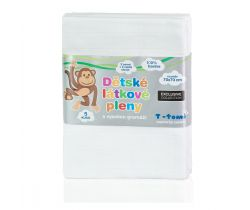 Plienky Tetra 70x70 5 ks T-Tomi Exclusive Collection