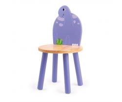 Drevená stolička Tidlo Brontosaurus