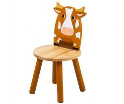 Drevená stolička Tidlo