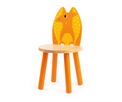 Drevená stolička Tidlo Pterodaktylus