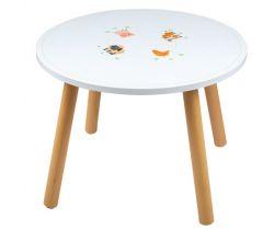 Drevený stôl Tidlo Hospodárska zvieratka