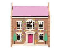 Domček pre bábiky Tkľud Tidlington