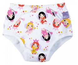 Učiace plienkové nohavičky Bambino Mio Fairy