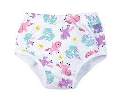 Učiace plienkové nohavičky Bambino Mio Pegasus Palace