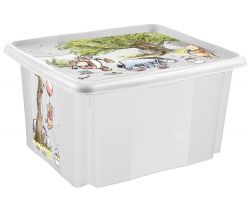 Úložný box s vekom 45 l Keeeper Winnie