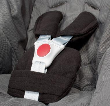 Univerzální souprava polstrování bezpečnostních pásů ByBoom