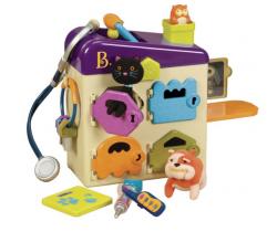 Zverolekársky kufrík B-Toys Pet Vet Clinic