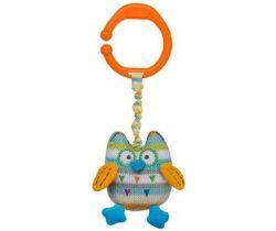 Vibračná závesná hračka BabyOno Owl
