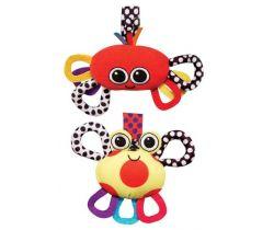 Vibrujúca hračka Sassy Krab a Humer