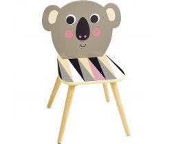 Drevená stolička Vilaca Koala