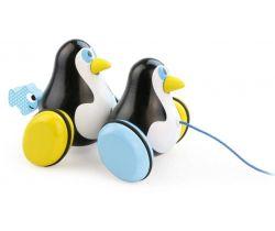 Obojručné ťahacie Tučniaci Vilac