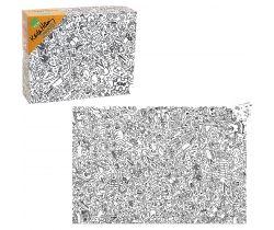 Puzzle 500 ks Vilaca Keith Haring