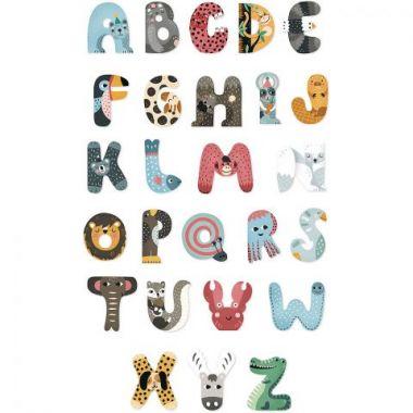Zvířátková abeceda 1ks Vilaca