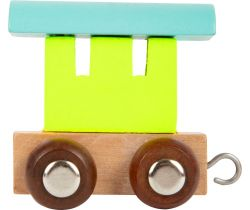 Vláčik farebný vagónik Small Foot