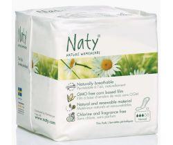 Vložky 15 ks Naty Nature Womencare Normal