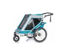 Vozík za bicykel Qeridoo Speedkid 2