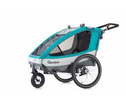 Vozík za bicykel Qeridoo Sportrex 1