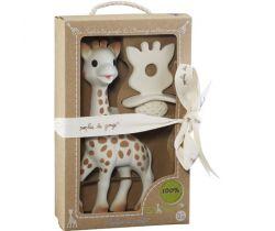 Vulli Sophie žirafa + Sophie So´Pure hrýzatko